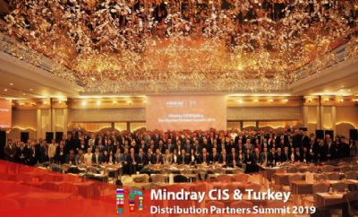 BEST PERFORMANCE AWARD FROM MINDRAY GLOBAL TO HASVET